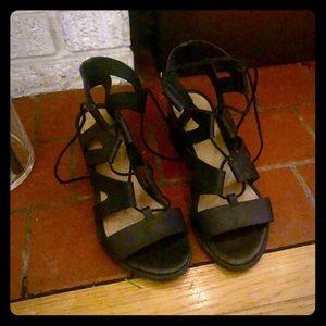 Esprit heeled sandals